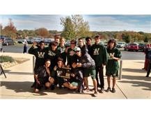 IHSA Cross Country Regional 3-Peat
