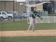 Shortstop Jeremiah Canada