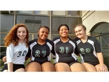 2018 Senior Volleyball Girls