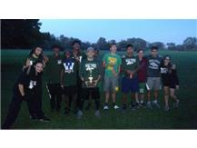 2nd Place CPC Conference Cross Country Team