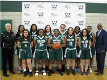 2021 Girls Varsity Basketball Team