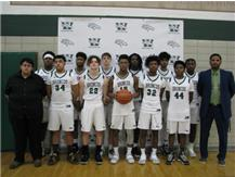 2021 Varsity Boys Basketball Team