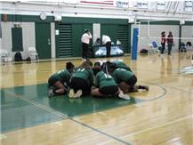 Pre game routine