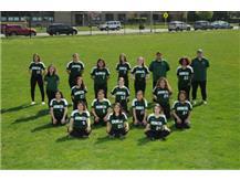2021 Bronco Softball Team