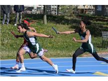 4x100m Casper Powell to Francisco Rodriquez