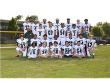 2021 Varsity Football Team