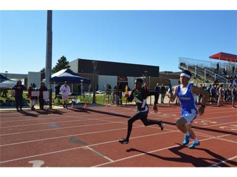 Darryl Norwood - 4x4 relay