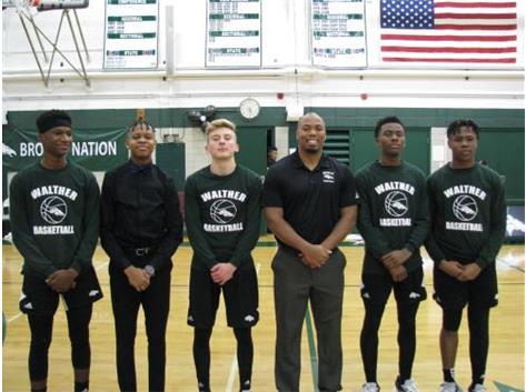 2020 Senior Boys Basketball