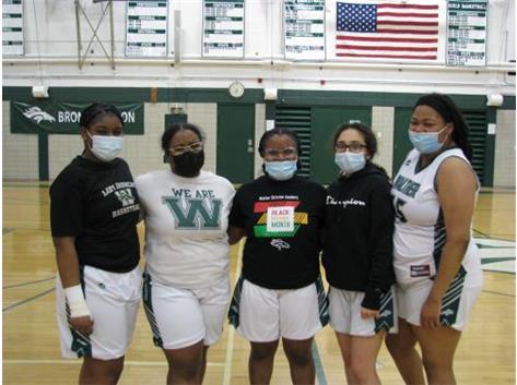 2021 Girls Seniors - Basketball