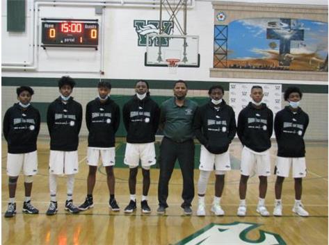 2021 Senior Basketball Players