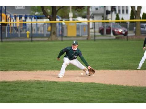Shortstop Bennett Eickert