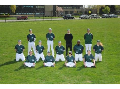 2021 Bronco Baseball Team