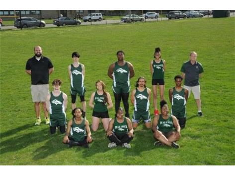 2021 Bronco Track and Field Team