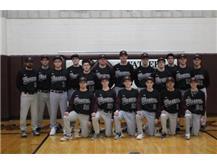 2018 Varsity Team