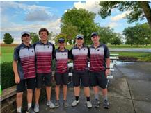 Warrior Golf Wins County Title!