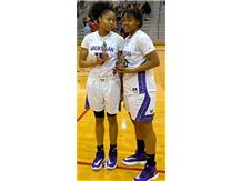 Congratulations Mia Simpson and Tajanay Bradley on being selected to the Grant Holiday Tournament All Tournament Team