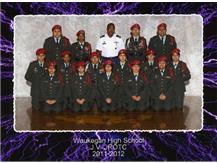 Drill Team Comander: C/LTC Jovana Pullett Drill Team Co-Commander C/CPT Daniel Ferrer