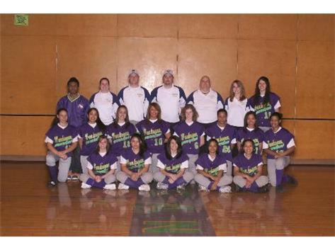 2008 Varsity Softball