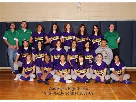 2009 Varsity Softball