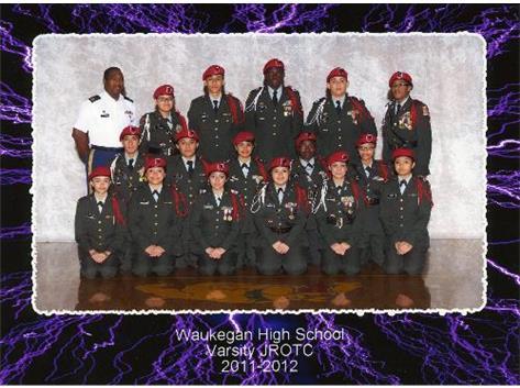 Drill Team Commander:  C/LTC Dennis Nieves Drill Team Co-Commander: C/LTC Martha Lopez