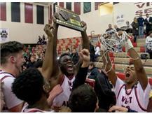 Boys Basketball Wins Regional Title!