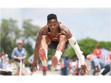 Davion Cross Wins State Long Jump!