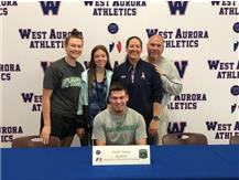 Dustin Tomas signs to play Baseball at UW-Parkside!