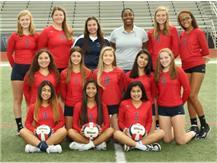 2018 Sophomore Girls Volleyball