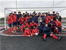 Boys Soccer Wins Regional Title!