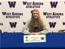 Payton Lundberg signs with DePaul!