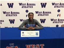 Dajour Miles signs with Kentucky!