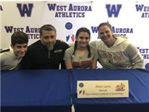 Alexis Juarez signs to play soccer at Rose-Hulman