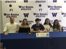 Anthony Montani signs to play football at Rockford!