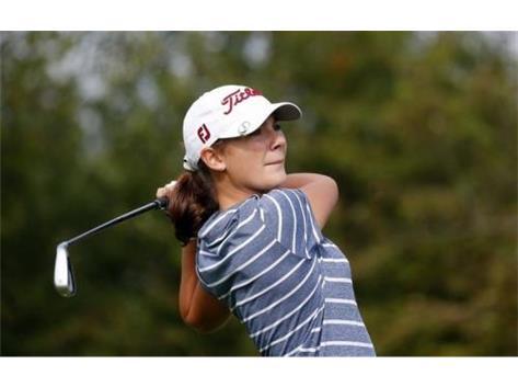 Trinity Christian College Golfer 2020