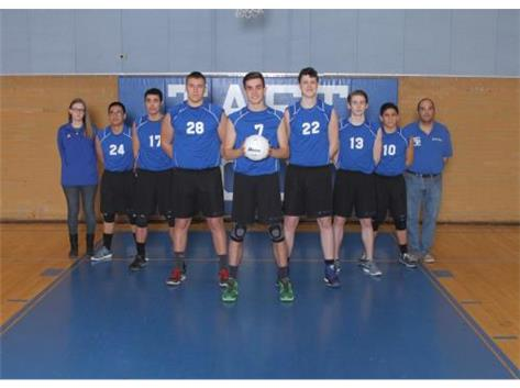 William Howard Taft High School Boys Volleyball Activities