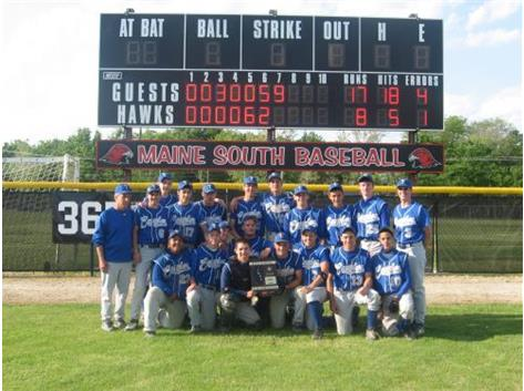 State Regional Champs 2009