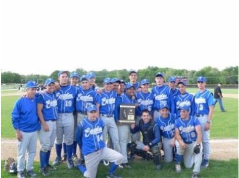 Taft Baseball Team Regional Champs 2009
