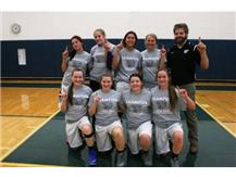 The Freshmen Girls won the Lisle Freshman Tournament.