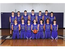 2017 JV Boys Basketball