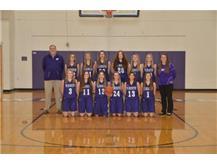 sophomore Girls Basketball 19-20