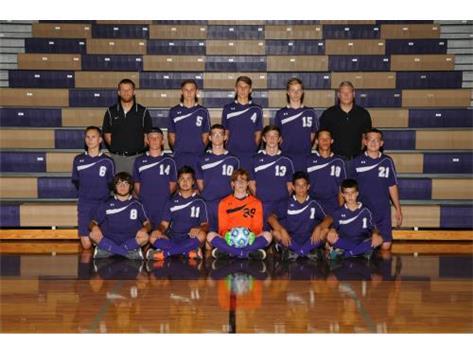 2016 Boys Soccer