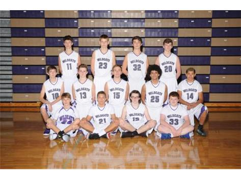2016-17 SOPHOMORE BOYS BASKETBALL