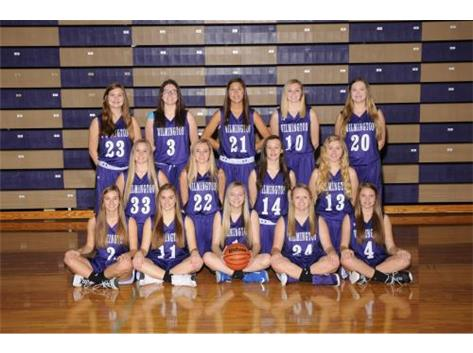 2016-17 WILDCAT GIRLS BASKETBALL