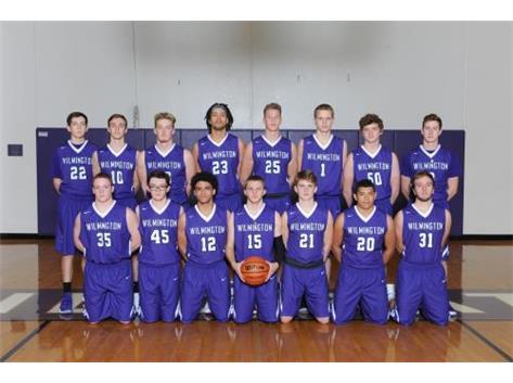 2017 Varsity Boys Basketball