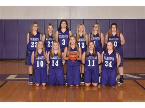 2018-19 SOPHOMORE GIRLS BASKETBALL