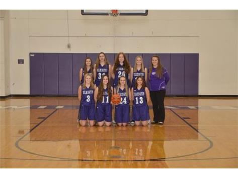 Freshman Girls Basketball 19-20