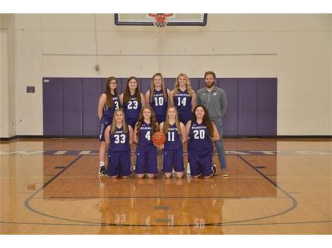 Varsity Girls Basketball 19-20
