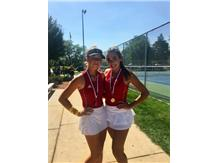 YHS #1 Doubles Tournament Winners
