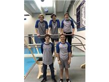 2018 IMSA Co-Op Swim Team