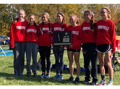 2018 Sectional Cross Country Winners